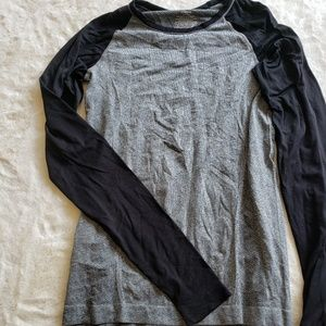 Tops - Long sleeve work out top